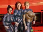 Star Trek_The Buff Generation by MRCALIBAN