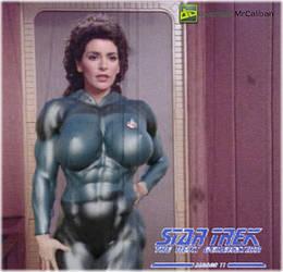 Star Trek TNG Season 11 (Counselor Troy)