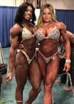 Margot Robbie Bodybuilding Contest