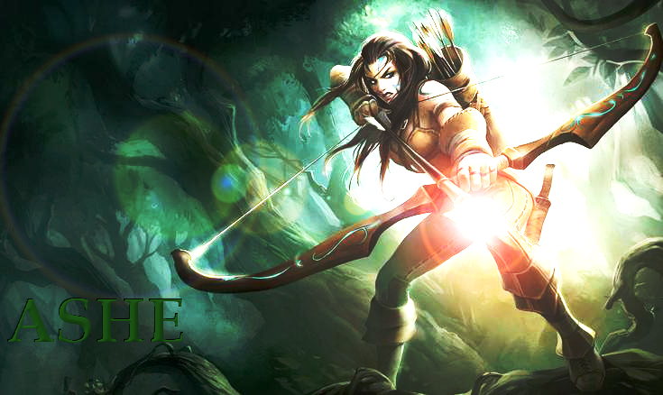 Woad Ashe Wallpaper by...
