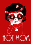 Hot mom! Chibi shit