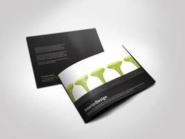 Modern A5 Brochure Catalogue by 24beyond