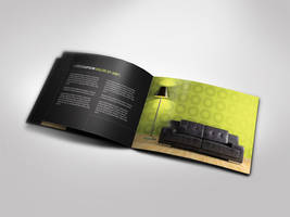 Modern A5 Brochure Catalogue by 24beyond
