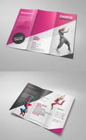 Dance Studio Brochure by 24beyond