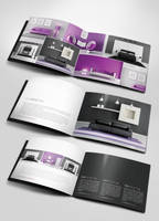 Professional A5 Catalogue Brochure by 24beyond