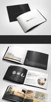 Professional Modern A5 Catalogue Brochure