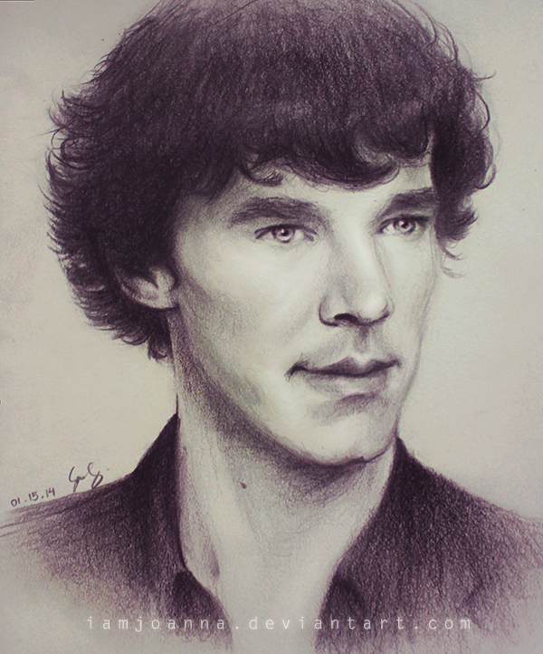 Sherlock by hermindpalace