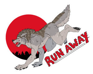 Run away Werewolf