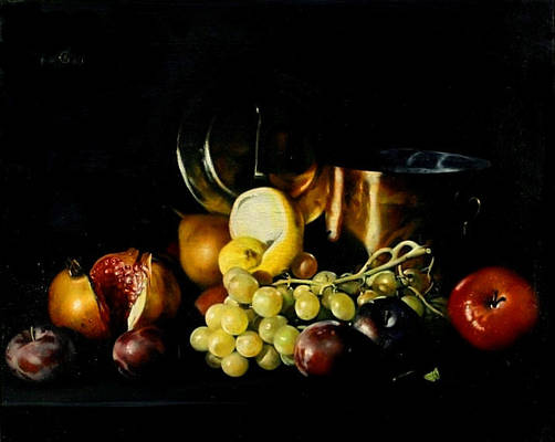 Fruit and copper