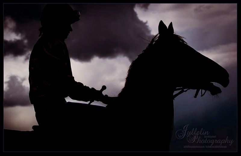Horse Racing 530 by JullelinPhotography