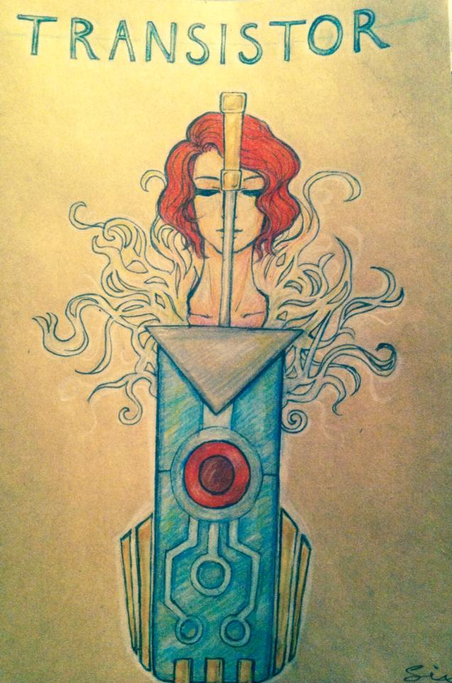 Transistor - Red by TheCocaColaXD
