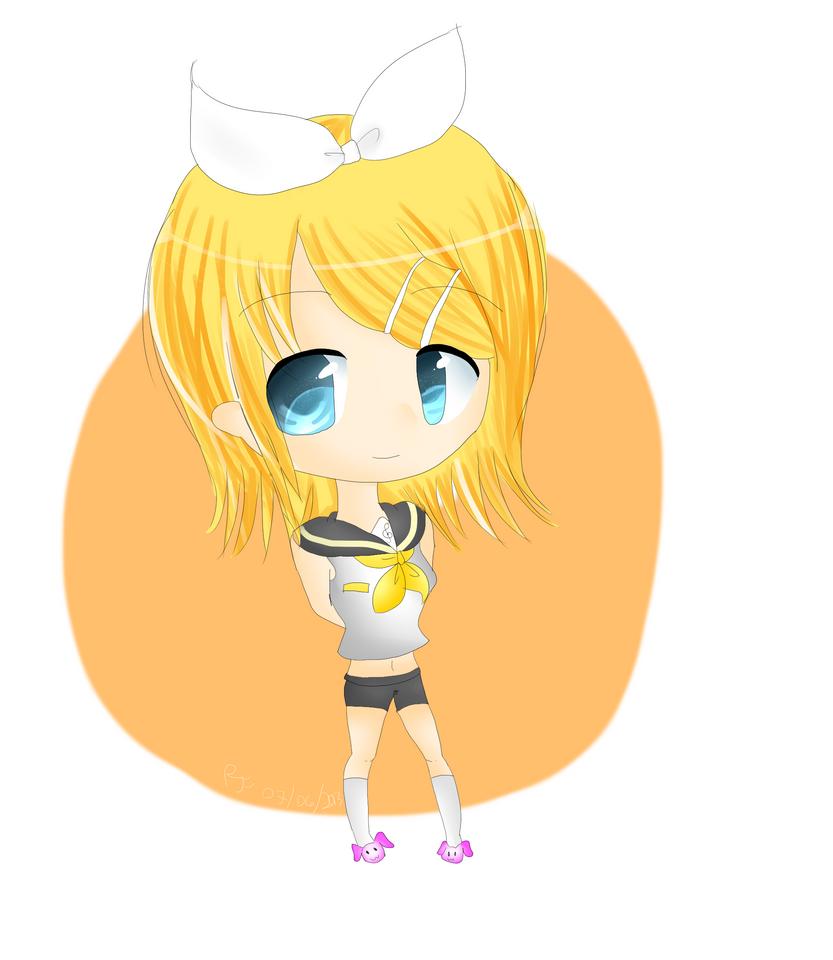 Chibi Rin by ILiekBubblegumO3O