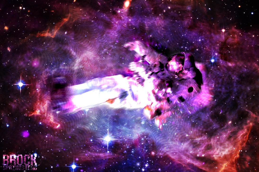 Space Case by BrockSpringstead