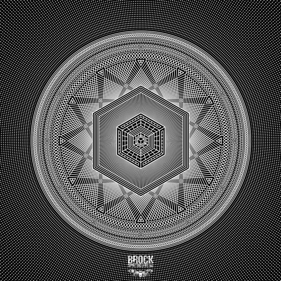 Mandala by Brock Springstead by BrockSpringstead