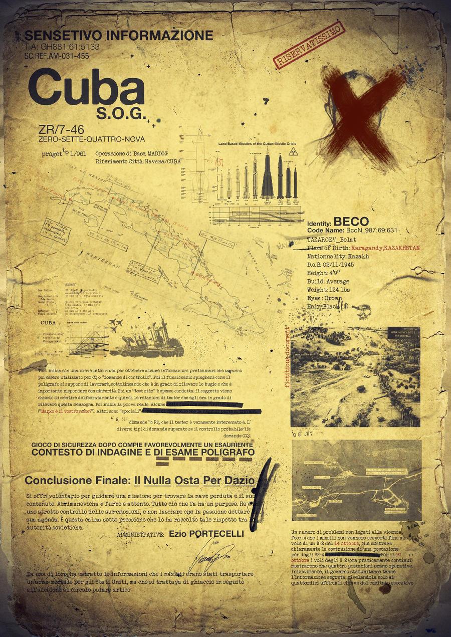 Cuba S.O.G. by enzocavalli