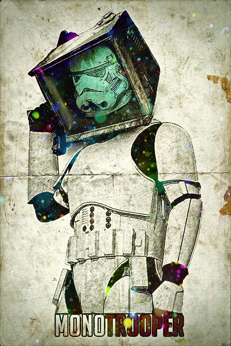 Monotrooper by enzocavalli