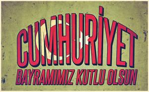 The Republic Day of Turkey
