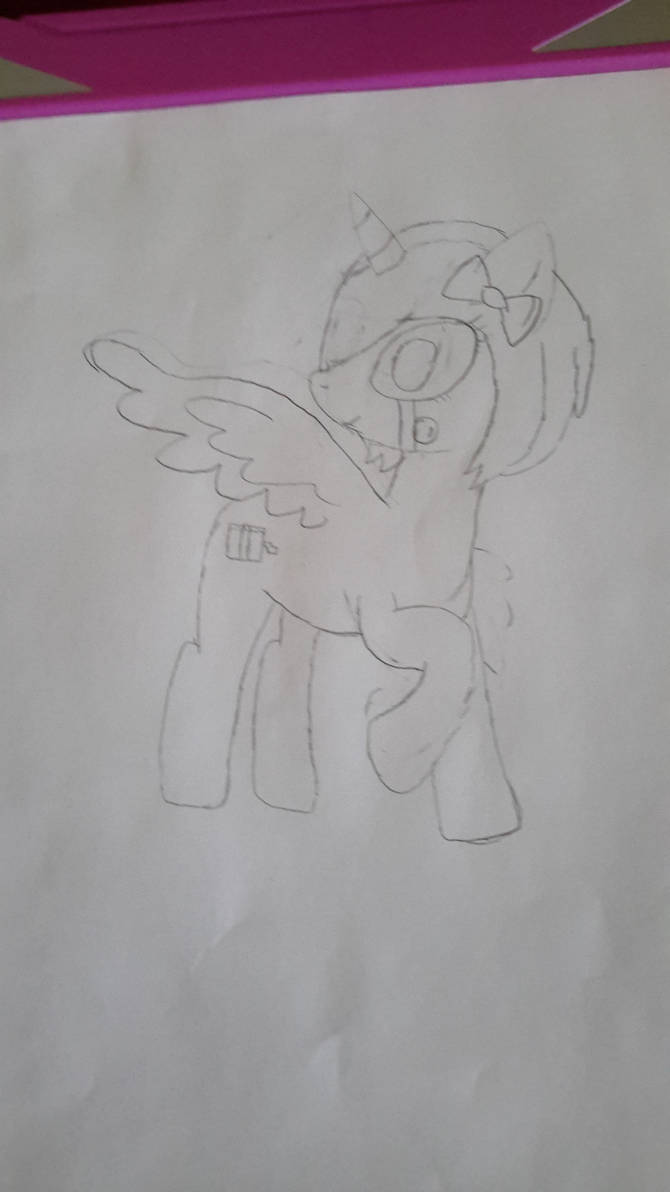 Penny the Puppet (pony)