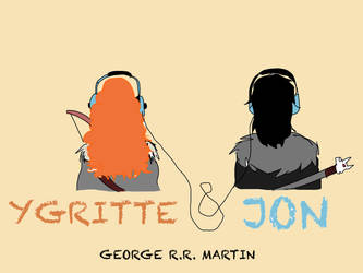 Ygritte and Jon (Eleanor and Park)