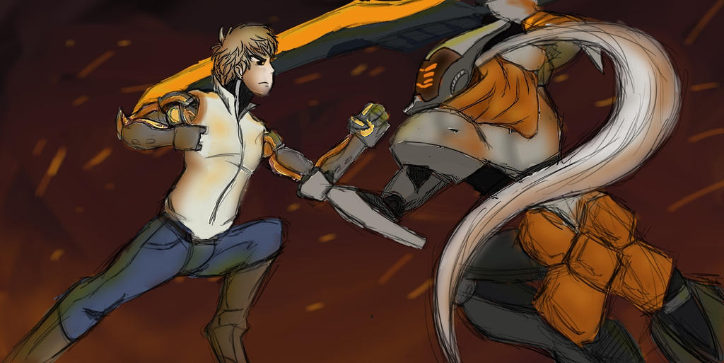 Project GENOS by MAUWORLD274
