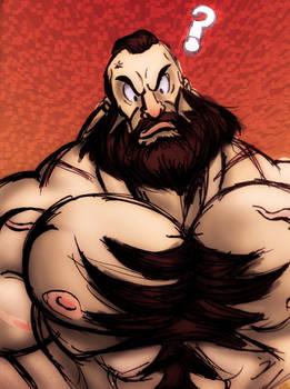 Zangief's Beard Problem