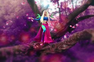 Cornelia WITCH cosplay