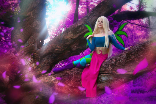 WITCH Cornelia cosplay