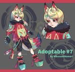 [CLOSED] ADOPTABLE AUCTION #7