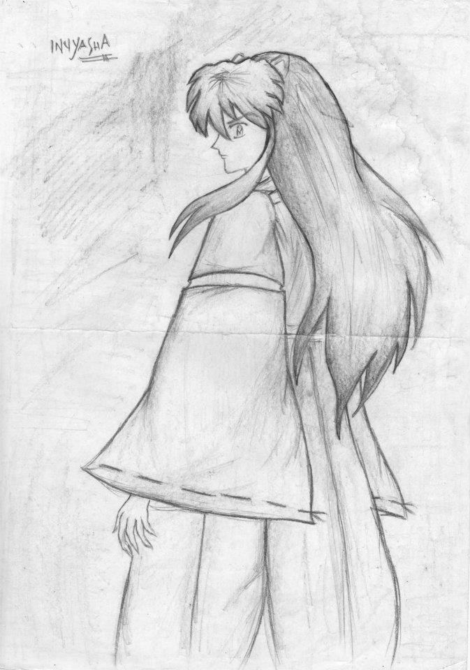 Inuyasha by surrealistix