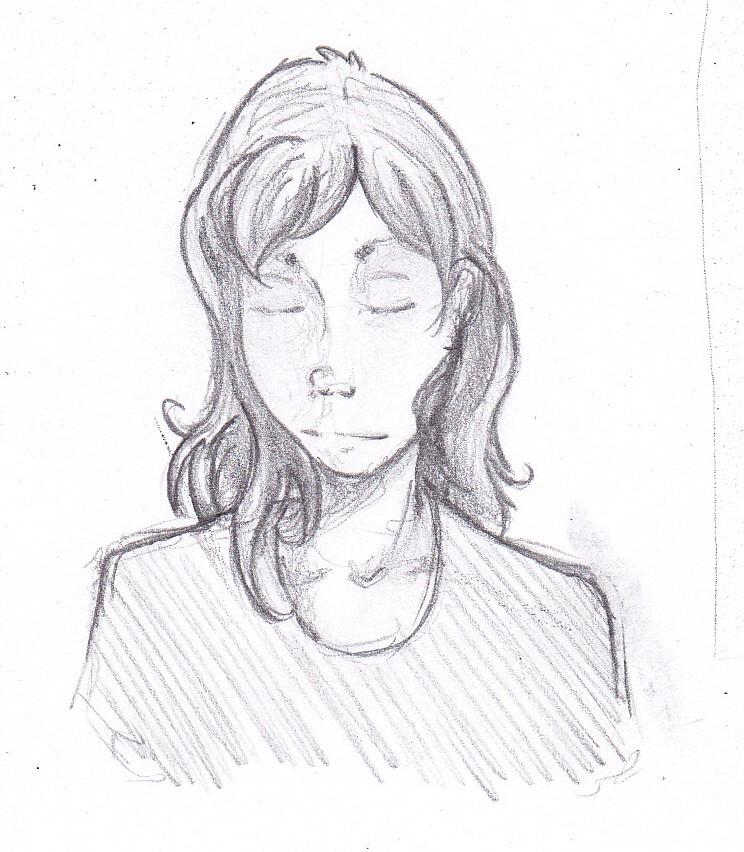 Buste Femme 02 by SleepyCity