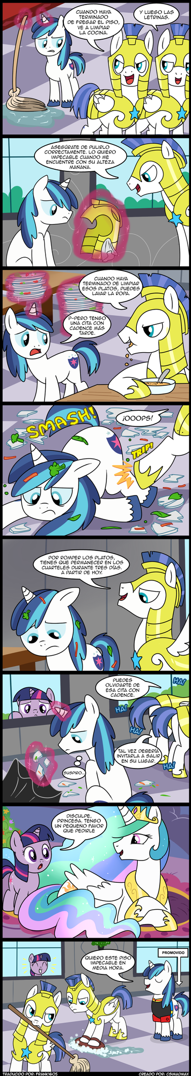MLP: Favores by frank1605
