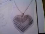 heart on the chain by EchoOfTheNight