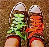 My shoes by EchoOfTheNight