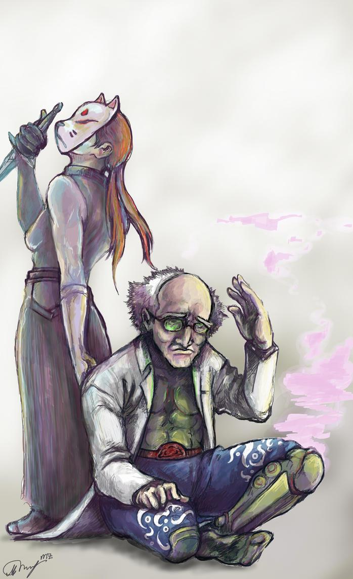 kunimitsu and yoshimitsu relationship questions