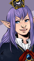 Prishe Joins Your Party! by Fellier