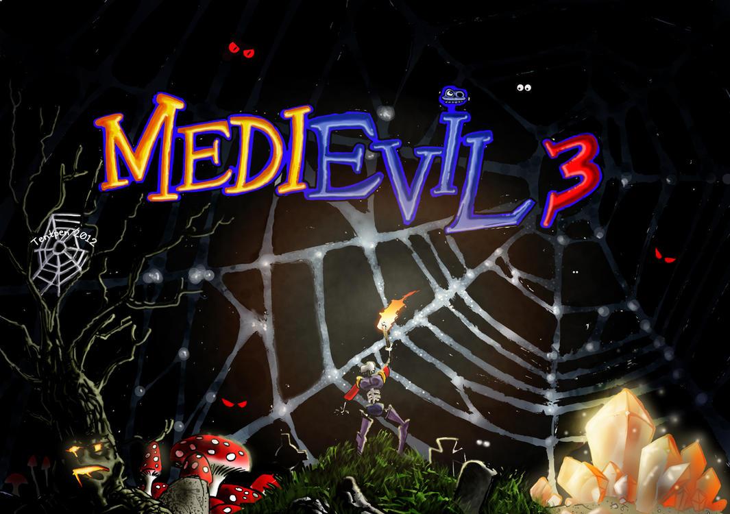 MediEvil 3 poster by Tentpen