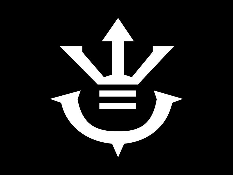 Saiyan logo by ArjunDarkangel on DeviantArt