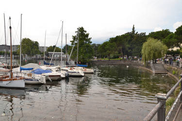 Locarno #1 - Longlake view by Scrutatrice