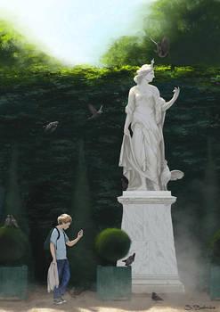 The Prophetic Statue