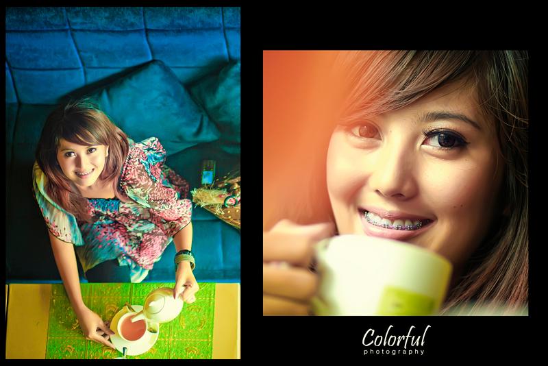sweet tea with Bunnysweety by dantoadityo