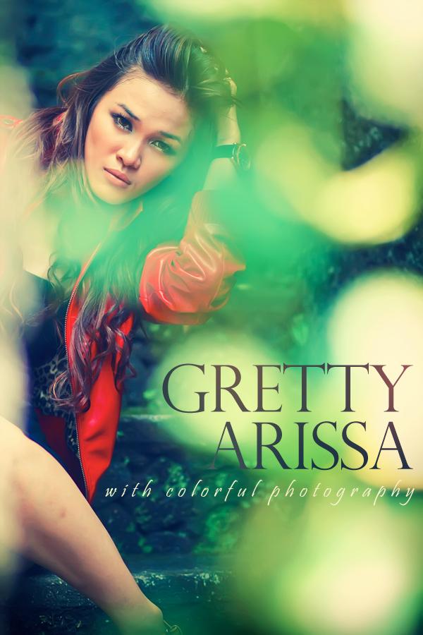 gretty arissa by dantoadityo
