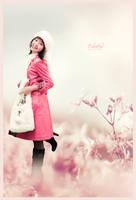 pinky shazlin by dantoadityo
