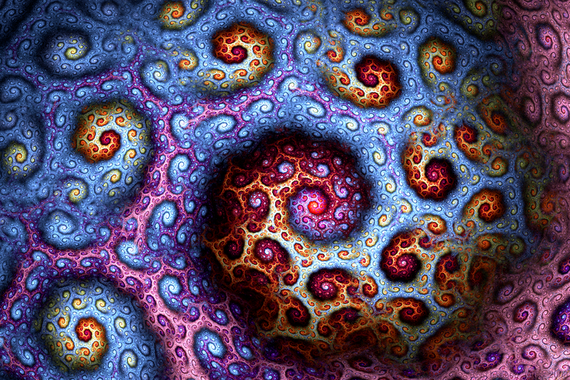 Cellular Mitosis by NinthTaboo