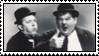 Laurel and Hardy stamp 2 by NinthTaboo