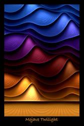 Mojave Twilight by NinthTaboo