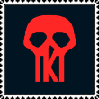 Henry Killinger Logo stamp by NinthTaboo