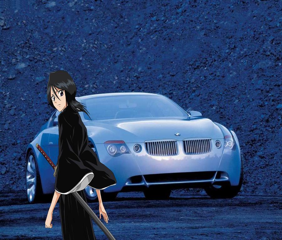 Bmw Z9: Rukia And Her BMW Z9 By Alerkina2 On DeviantArt