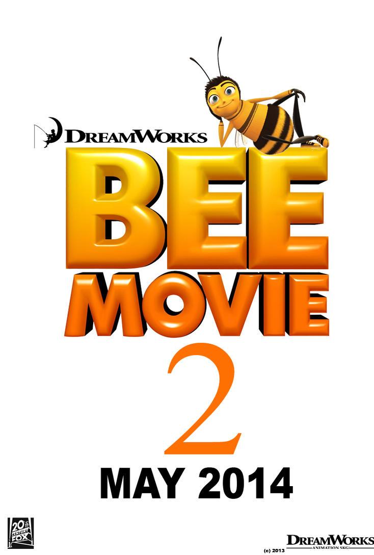 Bee Movie 2 Movie Poster