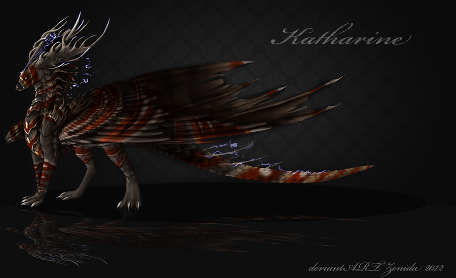 Katharine by Zenida