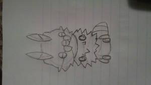 Nawmite Concept #2 - Fakemon
